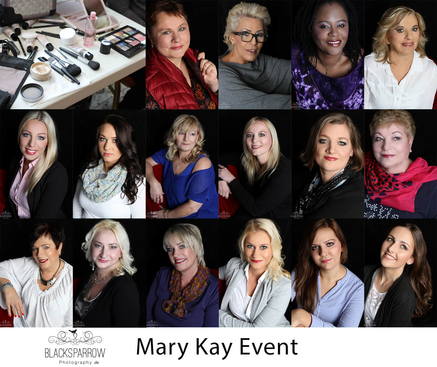 MaryKay-Collage