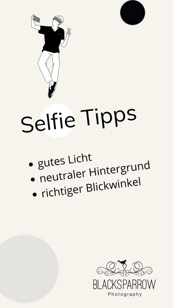 Selfie-Tipps